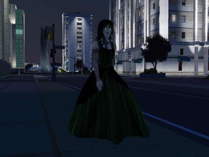 Gothic Vampire of Bridgeport
