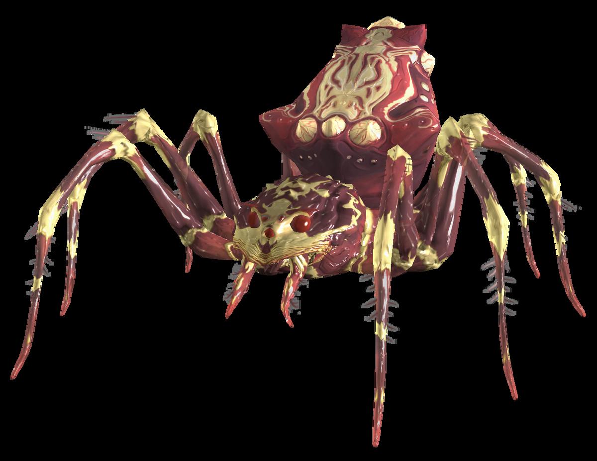Flame Spider - Skyrim Wiki
