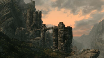 Blind Cliff Cave Skyrim Wiki