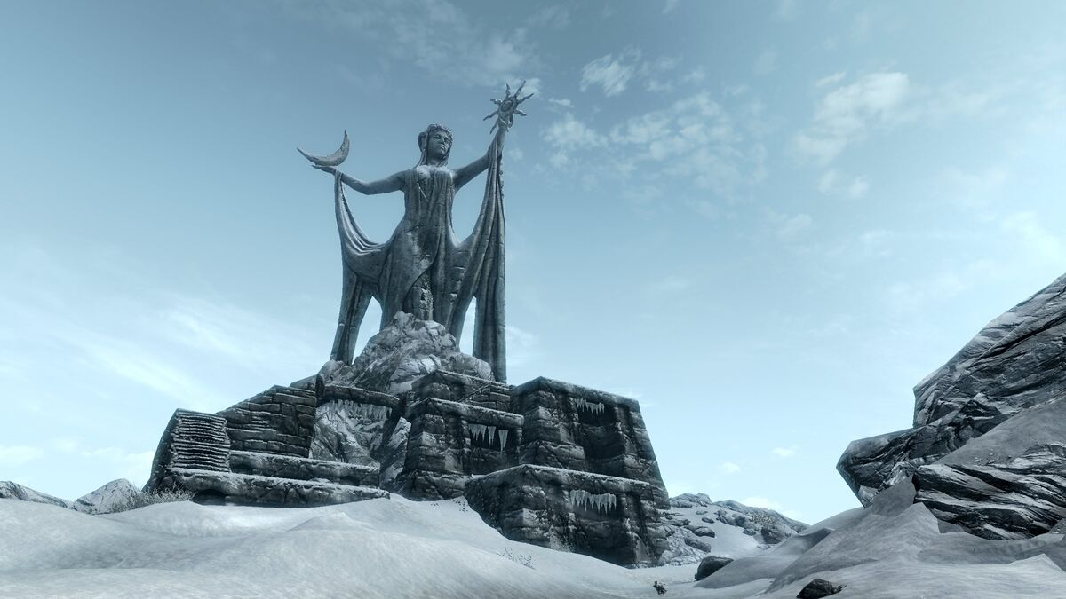 Shrine Of Azura Skyrim Wiki