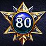 80 God Mastery Avatar