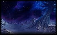 Yggdrasil Profile Background