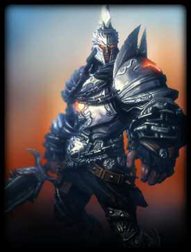 Destroyer Ares skin card