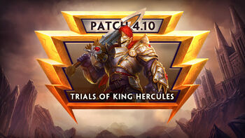 4.10 - Trials of King Hercules