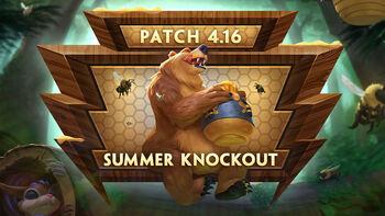 4.16 - Summer Knockout