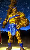 Original Golden Skin model
