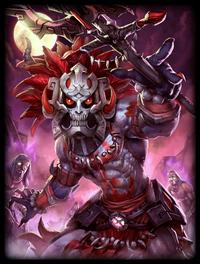 Death Mask Ah Puch