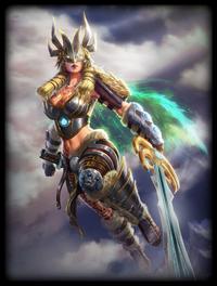 Valkyrie Freya