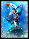Original Jingle Hel Skin card