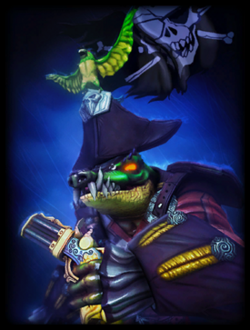 High Seas skin card