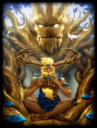 Golden/Legendary/Diamond Sylvanus