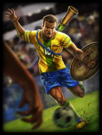 Football Star 2014 Xbalanque