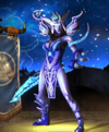 Original Frost Maiden Skin model