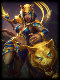Golden Bastet