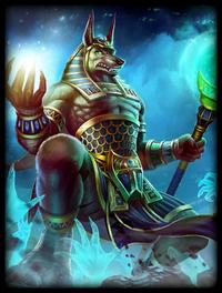 Standard Anubis