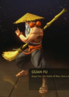 Original Master Guan Fu Skin model