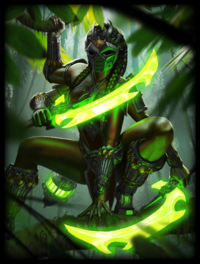 Trophy Hunter Kali