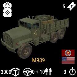 M939 Logistics Truck Statistics.jpg