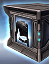 Outfit Box - Winter Jacket - Cropped, Black icon.png