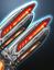 Kann Dual-Kanonen ausrüsten?