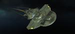 Cardassian Keldon Cruiser