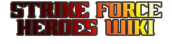 Strike Force Heroes Wiki Wordmark