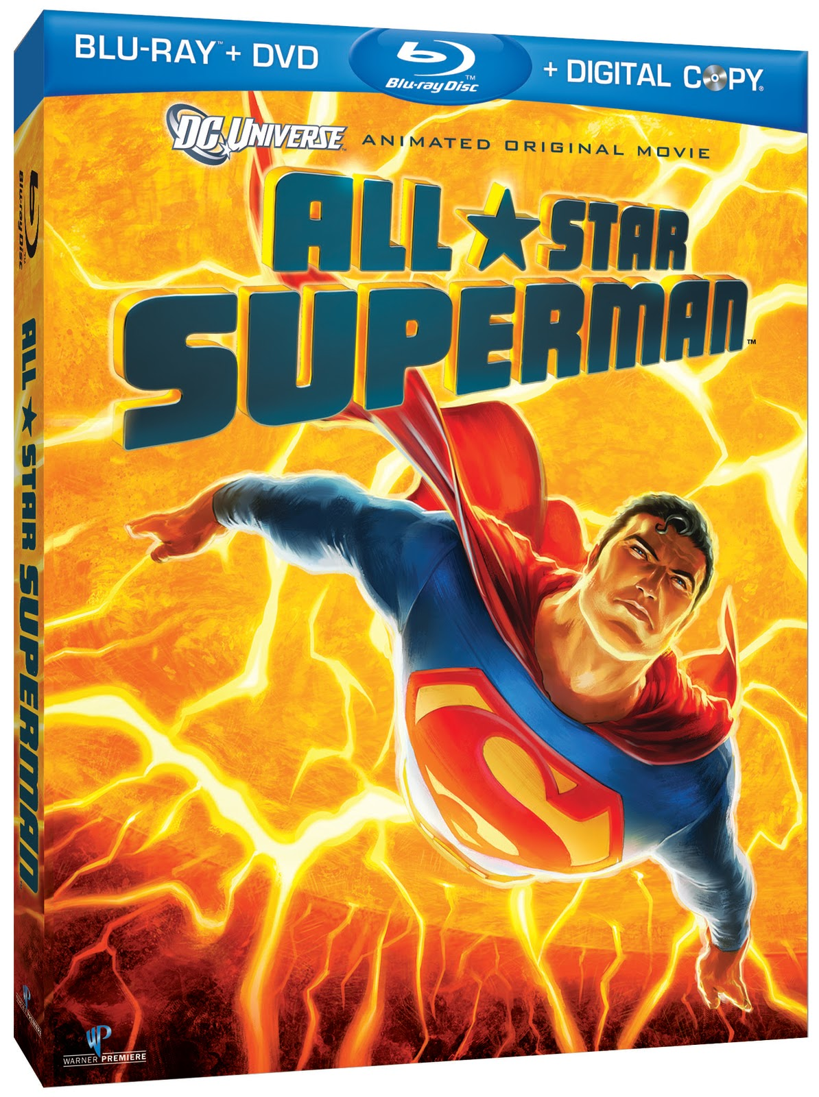 All Star Superman Movie