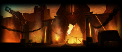 The Dread Fortress