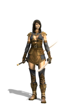 Bladedancer