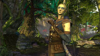 A female High Elf