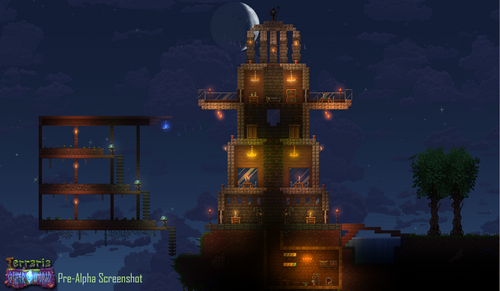 how to get golden mana stars in terraria