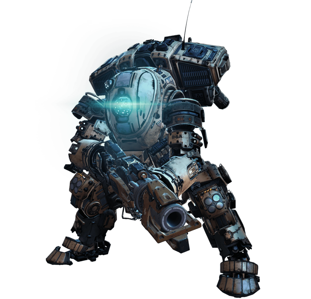 Titanfall  The Beacon Cannot Get Out Of Turbine Room