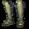 Vendrien Guard Heavy Bronze Greaves