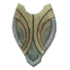 Iron heater shield