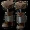 Heavy Cloth Boots