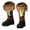 Grizzly Hide Boots