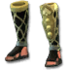Bloody Scarlet Fury Boots