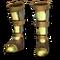 Light Bronze Boots