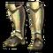 Heavy Bronze Boots