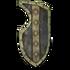 Bronze tower shield