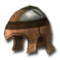 Light Leather Helm
