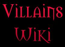 Villains Wiki Fandom Powered By Wikia