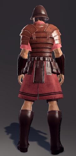 studded leather armor set