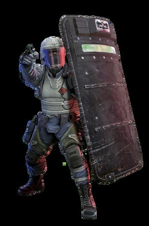 Heavy Soldier (shield)