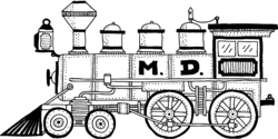 manifest destiny railroad company west of loathing wiki. Black Bedroom Furniture Sets. Home Design Ideas