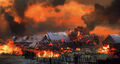 Tw3 concept art village fire.jpg