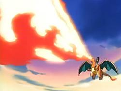 Using Flamethrower