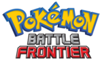 Logo of Pokémon: Battle Frontier - Season 9