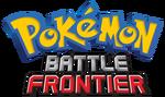 Logo of Pokémon: Battle Frontier - Season 9