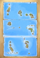 Sevii Islands in Pokémon FireRed and LeafGreen